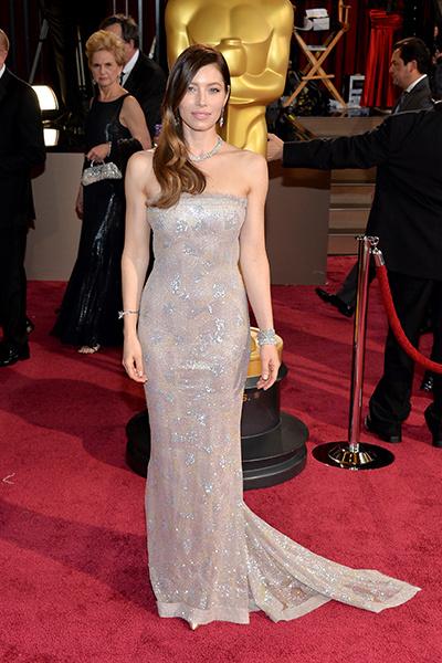 Джессика Бил, Оскар 2014