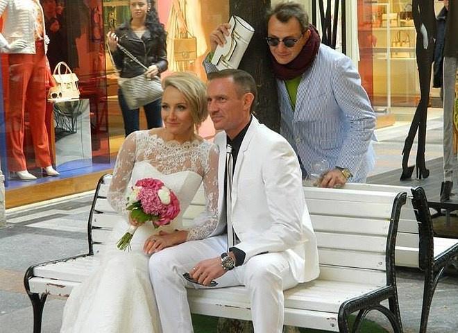 На свадьбе Романа и Оксаны были только самые близкие люди