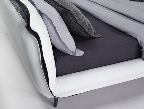 Компания NATUZZI представила коллекцию кроватей | галерея [1] фото [8]