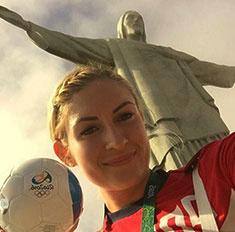 25 фото олимпийского Рио глазами наших спортсменов