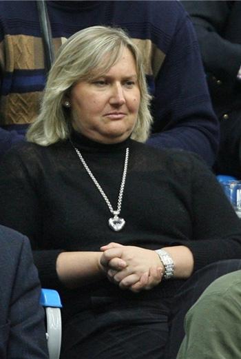 Елена Батурина, президент строительной компании «ИНТЕКО».