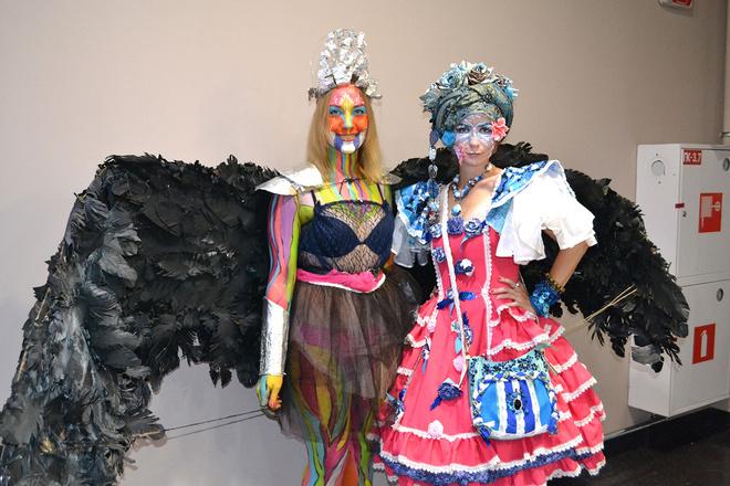 Кубинский карнавал в Модном квартале