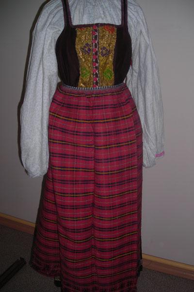 Национальный костюм: Ульяновская область фото