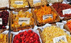 Сухофрукты полезнее свежих фруктов