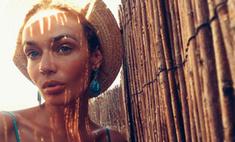 Водонаева постеснялась выйти на пляж в новом бикини