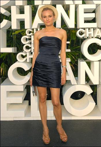 Diane Kruger в Chanel