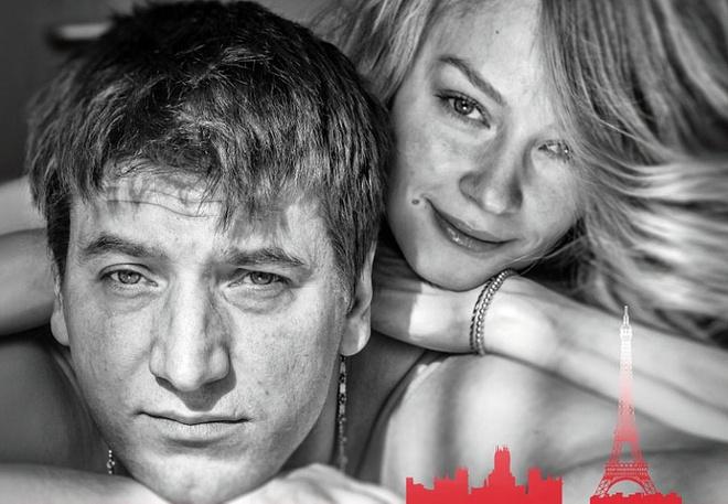 Светлана Ходченкова, Александр Устюгов, спектакль «История любви», фото
