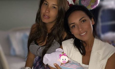 Алсу показала фото Кети Топурии после родов