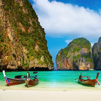 Ради фантастической природы Таиланда стоит совершить долгий девятичасовой перелет.