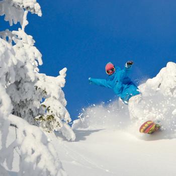 Для сноубордистов в Хемседале построен великолепный парк, в котором есть несколько специальных трасс.