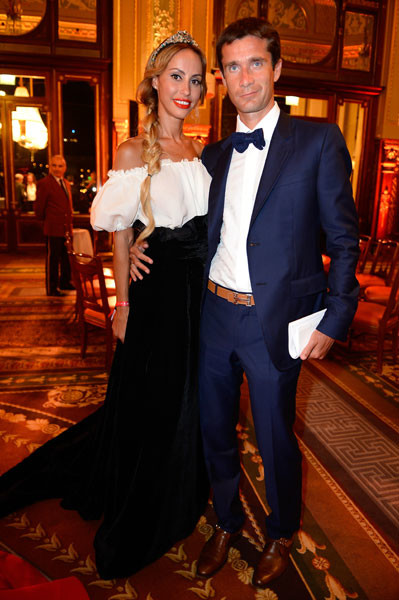 Милана Королева и Михаил Кучмент на Love Ball