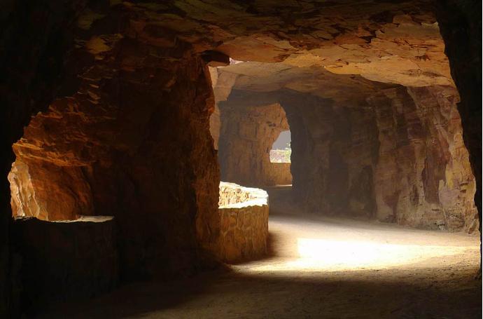 Туннель Гуолянь Китай