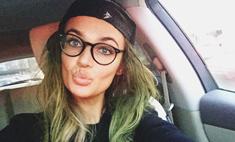Волосы Водонаевой стали зелеными из-за ошибки парикмахера