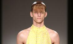 Дизайнеры шокировали на Неделе мужской моды