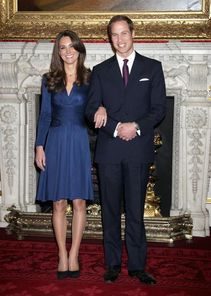 История любви Кейт Миддлтон и принца Уильяма в фотографиях   галерея [2] фото [4]