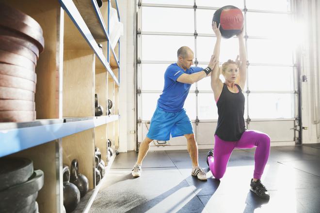 стать тренером по фитнесу