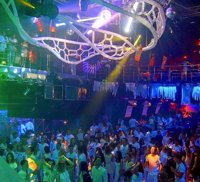ночной клуб, вечеринка