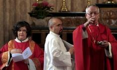 Первой женщиной-священником стала учительница из Италии