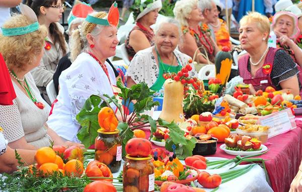 «Сызранский помидор», фестивали августа, Сызрань, что посмотреть в Сызрани