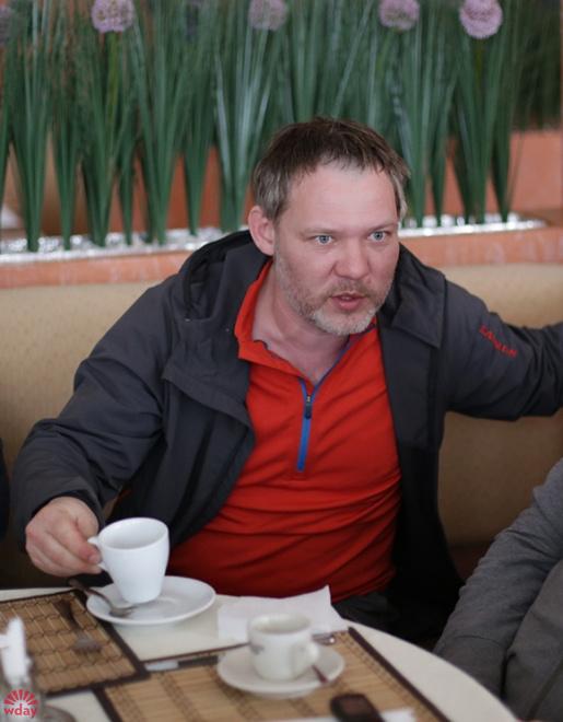 Оператор Владимир Башта