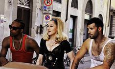 Мадонна сняла новый клип во Флоренции. Премьера!
