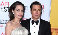 CМИ с маникальным упорством разводят Джоли и Питта