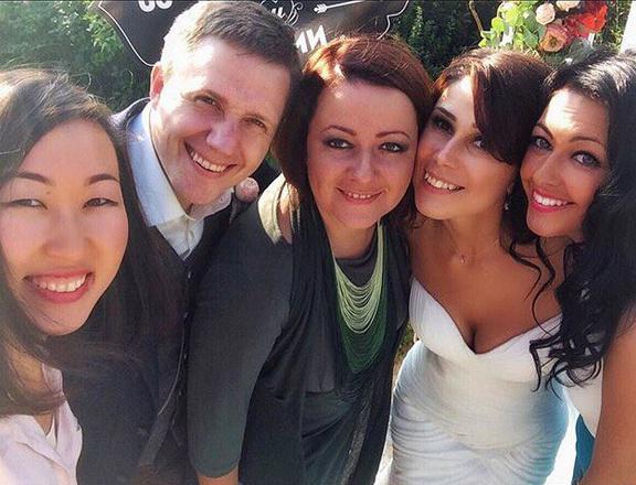Виктор Щетков КВН Союз свадьба фото