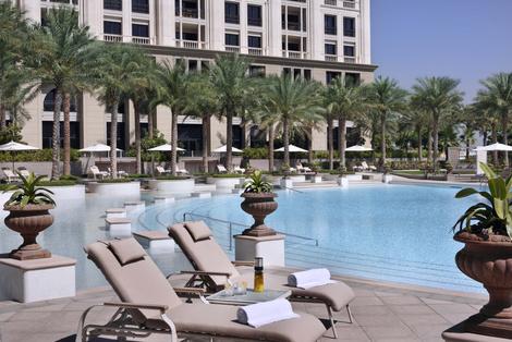 Торжественное открытие отеля Palazzo Versace Dubai | галерея [1] фото [1]