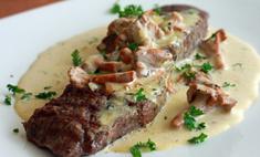 Побалуй мужину: мясо с черносливом, грибами и прочими вкусностями