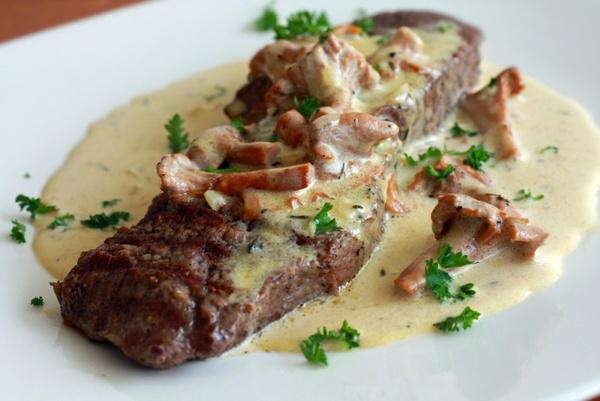 Рецепт мяса с сухофруктами