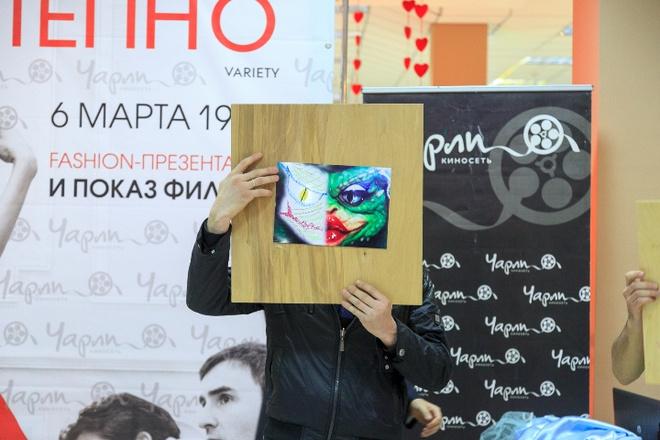 """фото с кинопоказа в Чарли """"Диор и я"""" 6 марта, Ростов-на-Дону"""