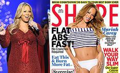 Мэрайя Кэри рассказала, как похудеть после родов