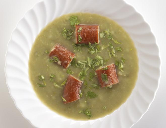 Рецепт супа президентский