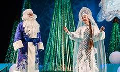 Новогодние представления для детей: иркутские театры покажут чудеса