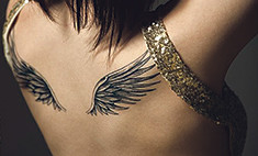 Необычные татуировки девушек Курска