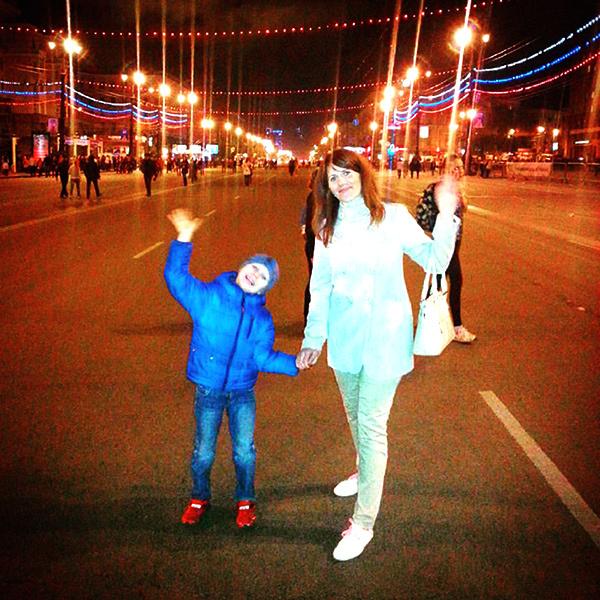 Челябинск: День города