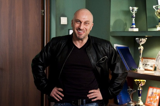 Дмитрий Нагиев, Физрук, ТНТ