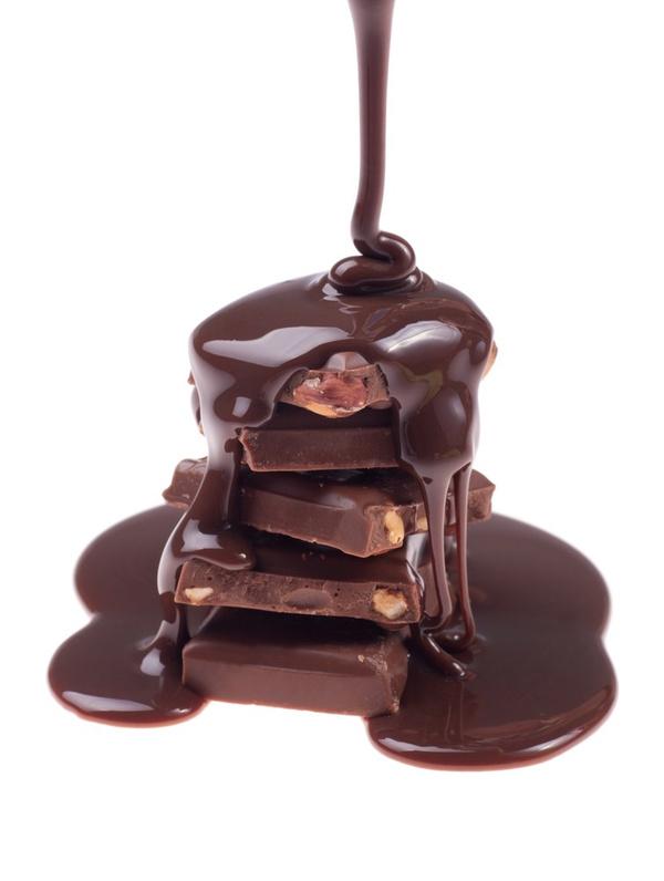 Как на водяной бане растопить шоколад? Видео