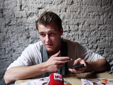 Алексей воробьёв после аварии