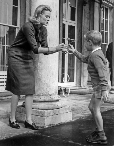 Грейс Келли, 1963 год