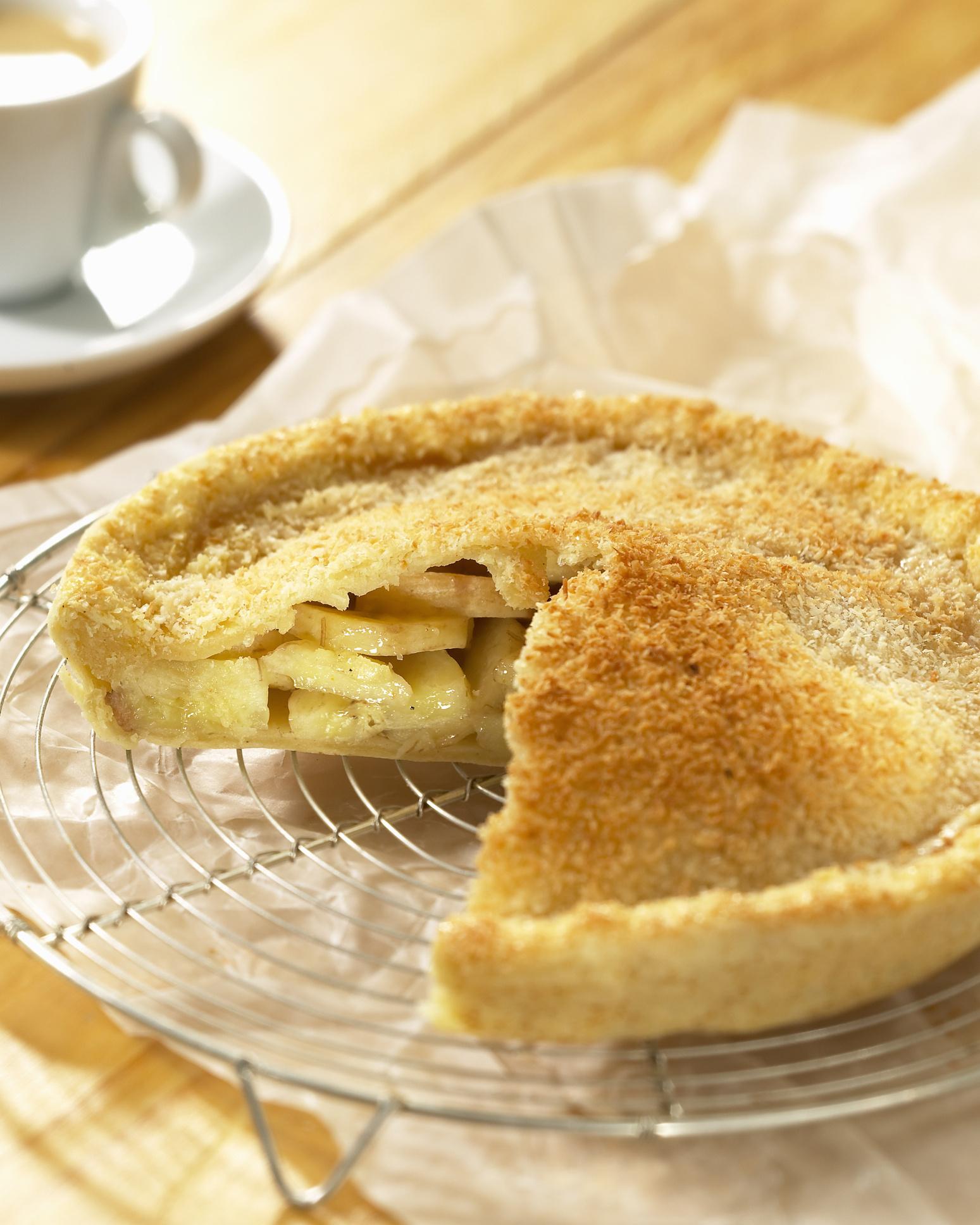 Пирог с бананом в мультиварке рецепт пошагово в