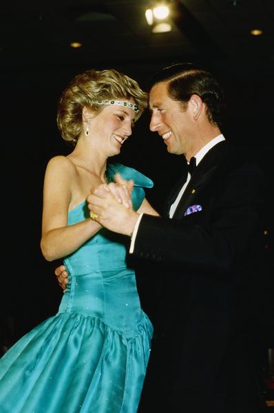 Принц Чарльз и Диана Спенсер фото