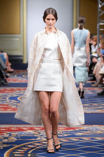 Показ осенне-зимней коллекции Ruban на Mercedes-Benz Fashion Week RussiaПоказ осенне-зимней коллекции Ruban на Mercedes-Benz Fashion Week Russia   галерея [2] фото [11]