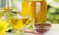 Целебные свойства и применение льняного масла