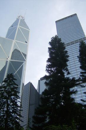 Гонконг: шапка-перец и двухъярусные кровати