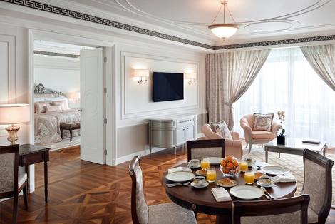 Торжественное открытие отеля Palazzo Versace Dubai | галерея [1] фото [2]