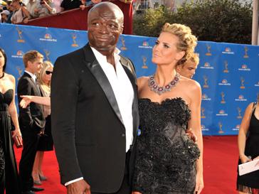 Сил (Seal) и Хайди Клум сыграют любовников
