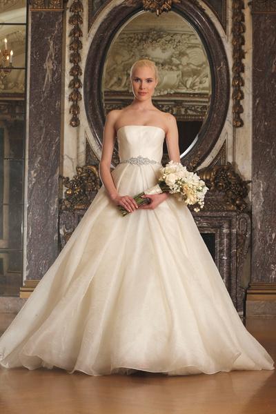 Свадебные платья 2015 4