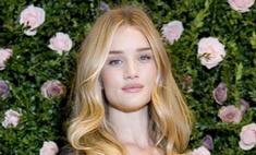 Рози Хантингтон-Уайтли: «Я одержима модой!»