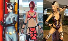 ТОП-18 сексуальных девушек в образах фантастических героинь. Голосуй!